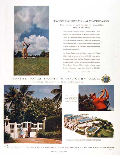 1960 Royal Palm