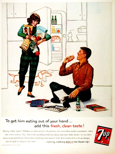 1960 Seven Up