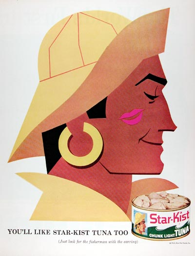 1960 Star-Kist Tuna #015370