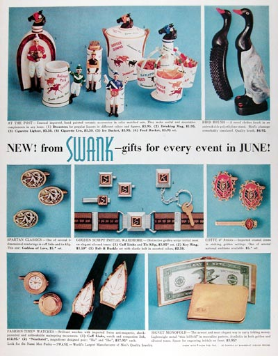 1960 Swank Gifts #015352