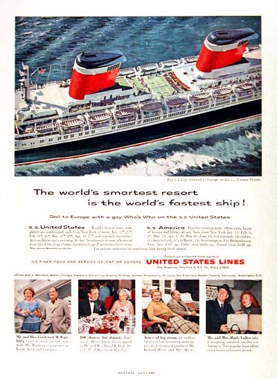 1960 United States Lines #002363