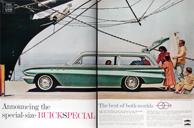 1961 Buick Special Station Wagon #011343
