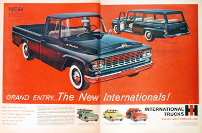 1961 International Harvester