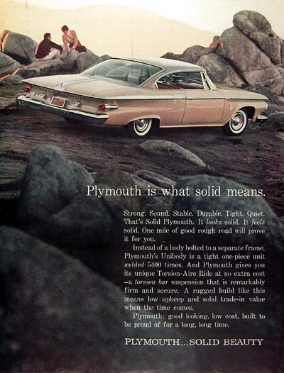 1961 Plymouth Fury Coupe #017935