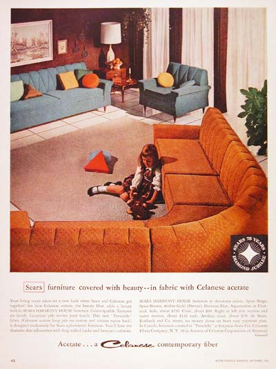 1961 Sears Furniture #003639
