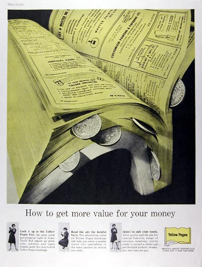 1961 Yellow Pages #017959