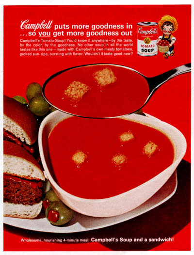 1963 Campbell's Soup