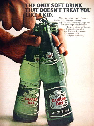 1966 Canada Dry #002621