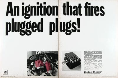 1967 Delco Remy Delcotronic Ignition #023754