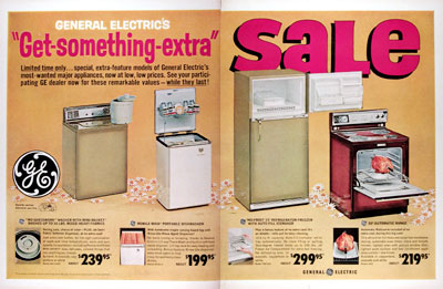 1967 GE Appliances Sale #025014