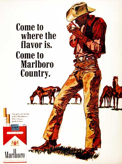 1967 Marlboro Country #001751