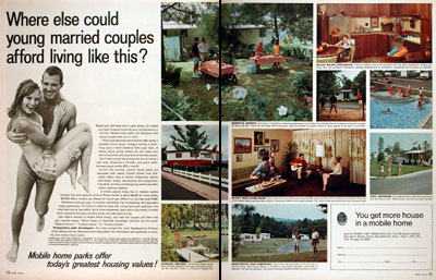 1967 Mobile Home Parks #004294