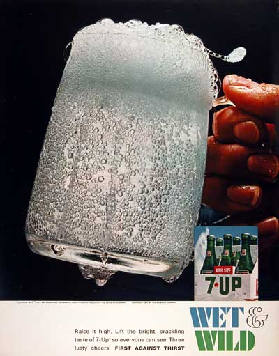 1967 Seven Up #004258