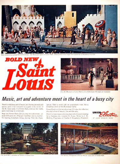 1968 City of St. Louis
