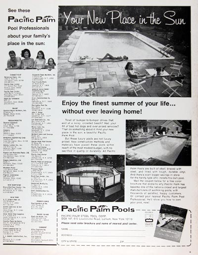 1969 Pacific Palm Swimming Pools #025261