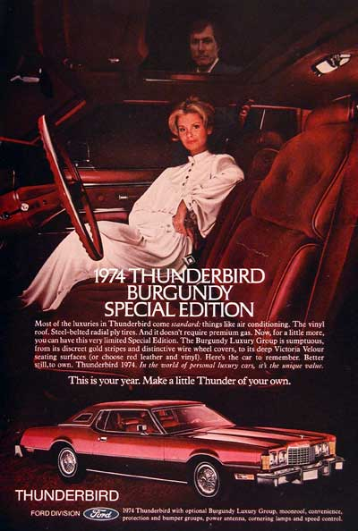 1974 Ford Thunderbird #002615