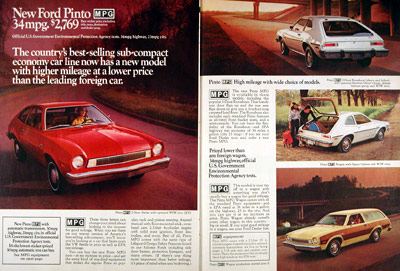 1975 Ford Pinto #002649
