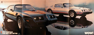 1979 Pontiac Trans Am Firebird #006360
