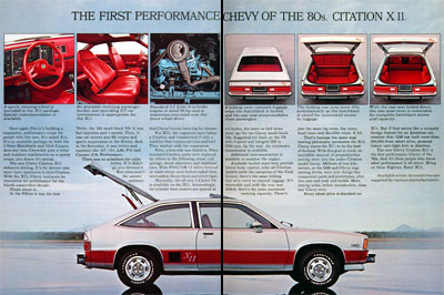 1980 Chevrolet Citation #004583