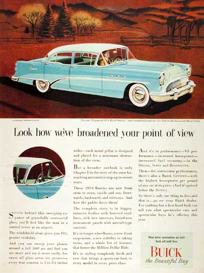 1954 Buick Special #000614