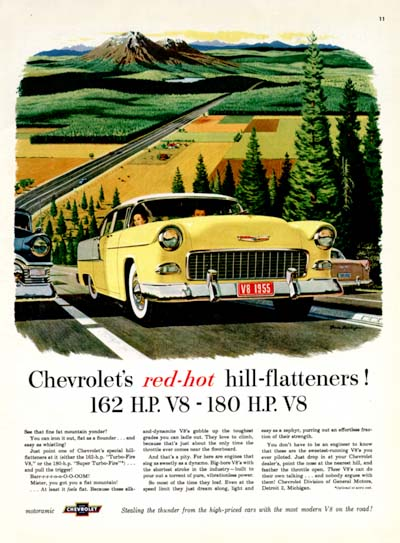 1955 Chevrolet Bel Air #000674