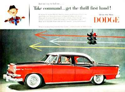 1955 Dodge Royal Sedan