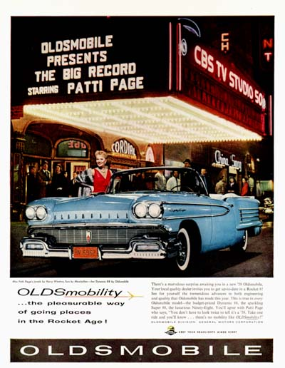 1958 Oldsmobile 88 Convertible