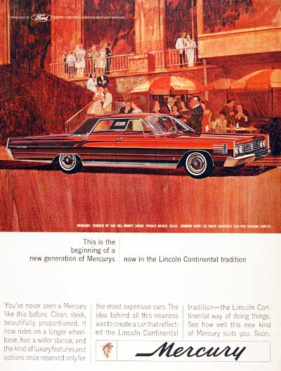 1965 Mercury Montclair