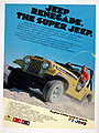 1972 AMC Jeep Renegade 4x4
