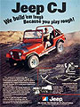 1979 AMC Jeep CJ5