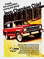 1980 AMC Jeep Cherokee Chief