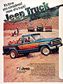 1980 AMC Jeep Honcho Pickup