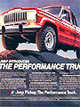 1981 AMC Jeep Honcho Pickup