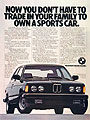 1980 BMW 320i S Coupe