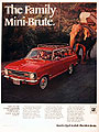 1969 Buick Opel Kadett 2-Door Station Wagon