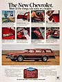 1978 Chevrolet Caprice Classic Station Wagon