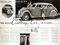 1934 Chrysler Airflow Debut