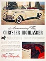 1940 Chrysler Highlander Convertible