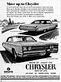 1967 Chrysler 300 & New Yorker