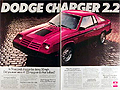 1981 Dodge Charger 2.2