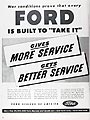 1945 Ford Service