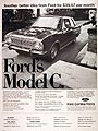 1967 Ford Cortina Model C