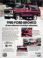 1980 Ford Bronco 4x4