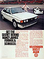 1978 Volkswagen Scirocco Nancy James